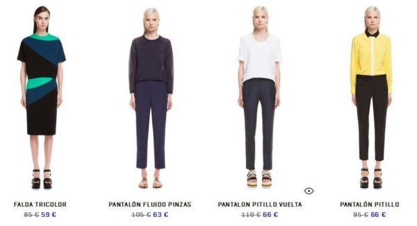 rebajas-verano-2015-Bimba-y-lola-propuestas-pantalones-faldas