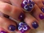 unas-decoradas-para-pies-foot-nails-uñas-con-flores-brillantes