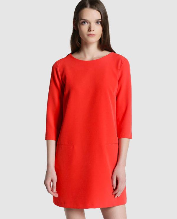 vestidos-coctel-boda-2015-vestido-rojo-green-coast
