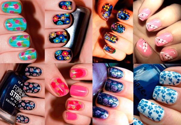 Uñas Decoradas 2015 - Diseños de Uñas para manos y pies