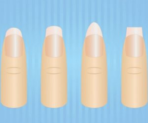 Las formas de uñas que más estilizan más según el tipo de dedos