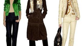 Cavalli, adelanto de su colección otoño invierno 2008/2009 (pre-fall 2008)