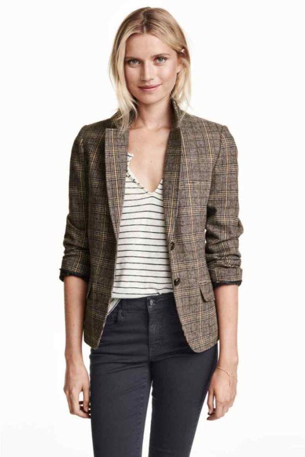 americanas-y-blazers-para-el-otono-invierno-moda-2015-2016-blazer-mezcla-de-lana-de-H&M