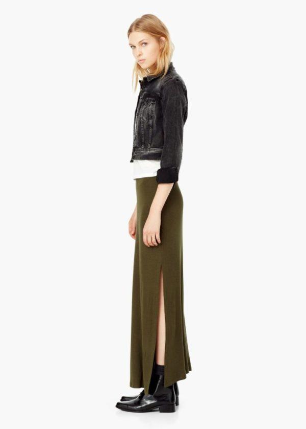 d700a13cc Las Faldas Largas de Moda en Primavera Verano 2019 - ModaEllas.com