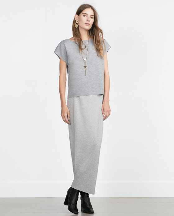 Las faldas largas de moda en primavera verano 2018 - La moda de otono ...