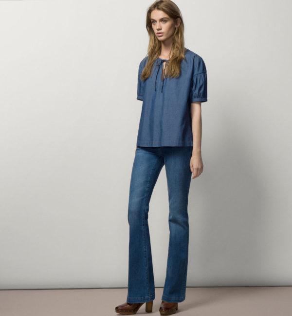 Moda oto o invierno 2018 2019 para mujer jeans y for Que se lleva este otono 2017