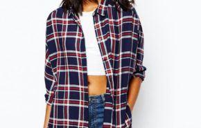 Moda otoño invierno para mujer: Camisetas y Camisas 2015-2016