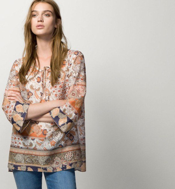 e29fd3fc57355 Moda para mujer  Camisetas y Camisas Primavera Verano 2019 ...