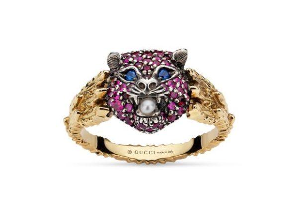 42fe08dedcb3d Las joyas de Gucci se caracterizan por contar con diseños siempre  novedosos