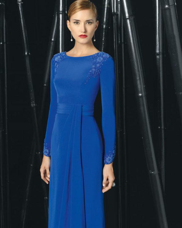 vestidos-noche-2016-azul-electrico