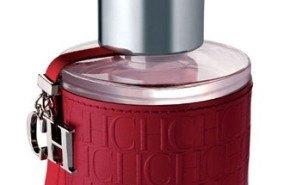 CH, el nuevo perfume de Carolina Herrera (lanzamiento 2007)