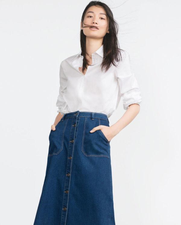32548c86ab8 Las Faldas Largas de Moda en Primavera Verano 2019 - ModaEllas.com