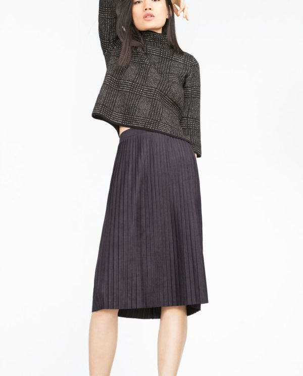 faldas-largas-de-moda-2016-plisadas