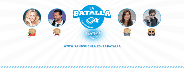 la batalla sandwichea
