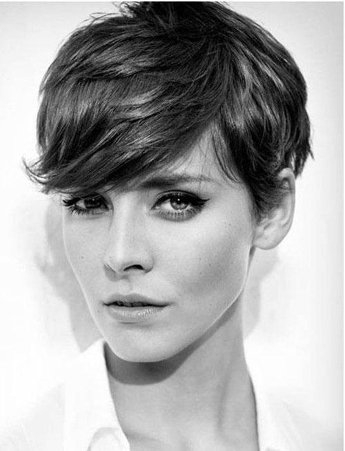 los mejores cortes de cabello y peinados para - Pelados Cortos Mujer