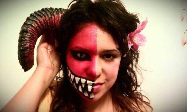 maquillaje-de-fantasia-para-carnaval-2016-ideas-maquillaje-de-angel-y-demonio