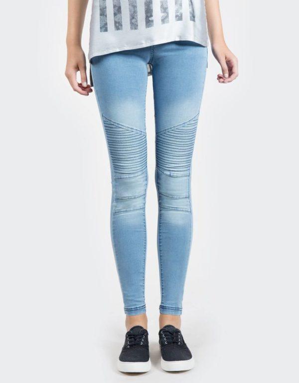 62eae183e0 Moda Primavera Verano 2019 para mujer  Jeans y Pantalones ...