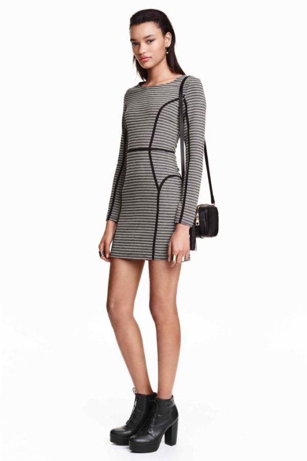 vestidos-otono-invierno-2016-punto-rayas