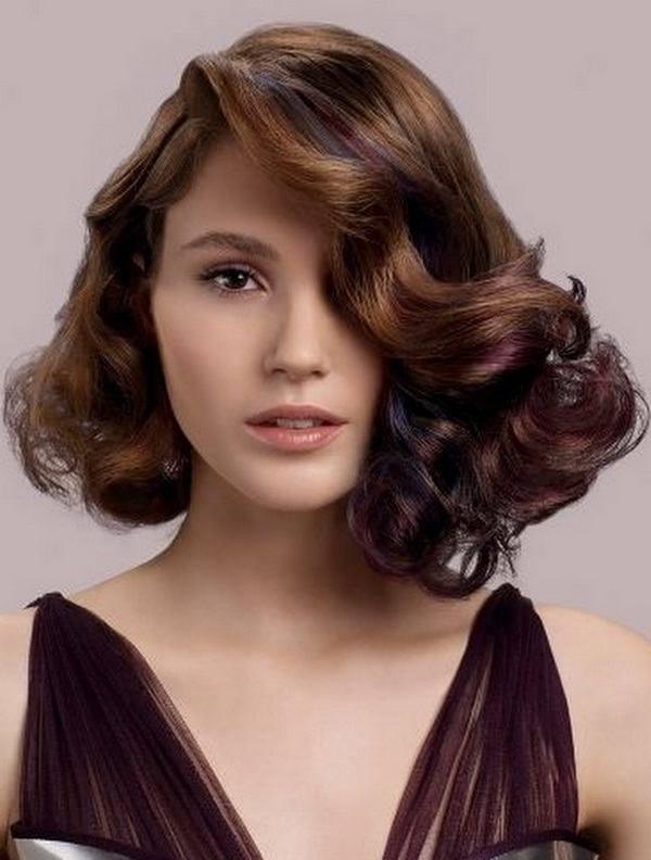 cortes-de-pelo-y-peinados-PELO-MEDIA-MELENA-estilo-clasico-con-ondas