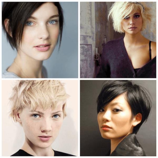los mejores cortes de cabello y peinados para mujer otoo invierno u pelo corto