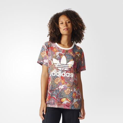 adidas mujer ropa camisetas