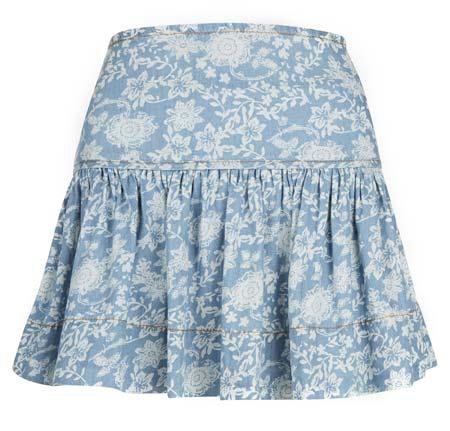 catalogo-primark-para-mujer-falda-corta-flores