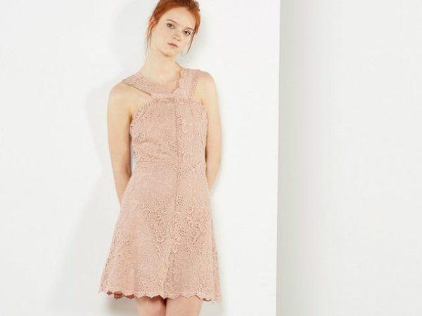 85ce28af634ee catálogo-sfera-vestido-rosa-2016. Los vestidos estampados
