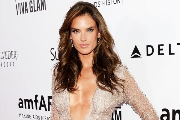 LOS ANGELES, CA - DECEMBER 12: Model Alessandra Ambrosio attends the 2013 amfAR Inspiration Gala Los Angeles at Milk Studios on December 12, 2013 in Los Angeles, California. (Photo by Jason Merritt/Getty Images for amfAR)