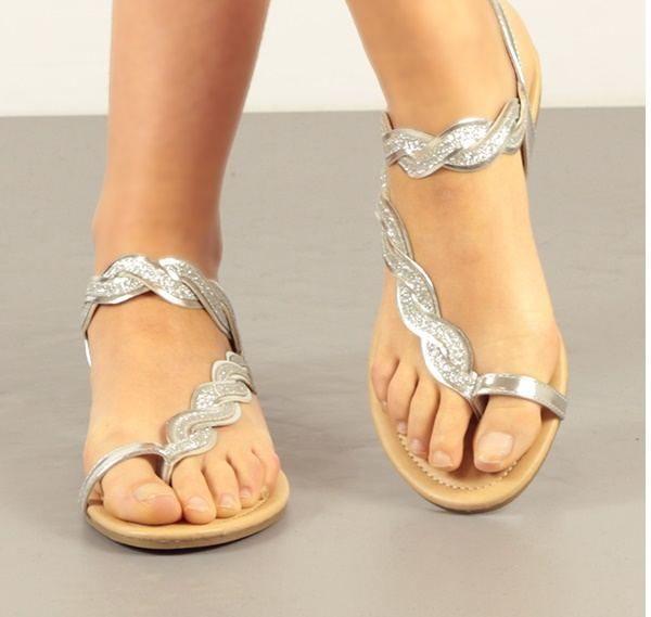catalogo,marypaz,para,mujer,sandalia,plata,plana
