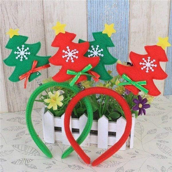 Diademas Navidad 2018 - ModaEllas.com
