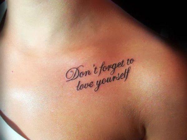 20 Frases Para Tatuajes Para Mujeres Que Seguro Vas A Querer