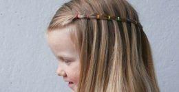 Fotos de Cortes de pelo y peinados para niña 2017 | Primavera Verano