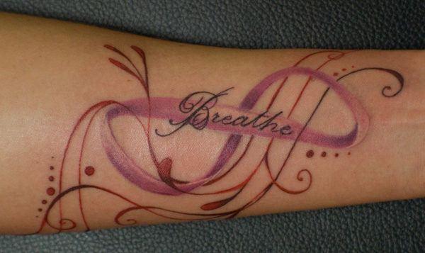 Tatuajes Infinito Las Fotos De Diseños Y Su Significado Modaellascom