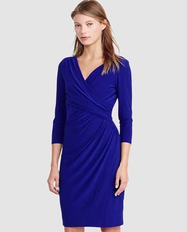 vestidos-de-coctel-para-navidad-y-nochevieja-azul-ralph-lauren