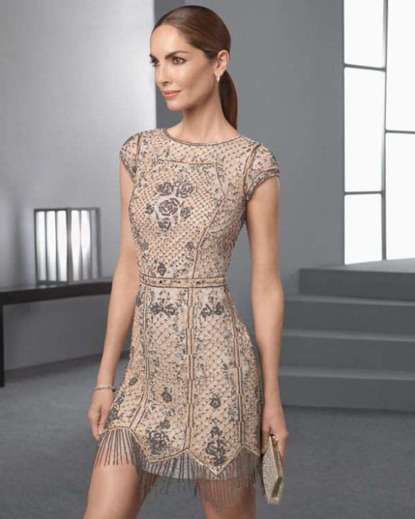 Modelos de vestidos para ir a bodas