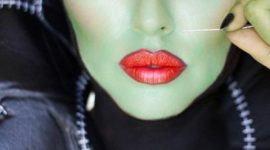 Maquillaje halloween de bruja paso a paso