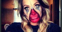 Fotos de Maquillaje de Halloween fácil para mujer 2017 | Paso a paso