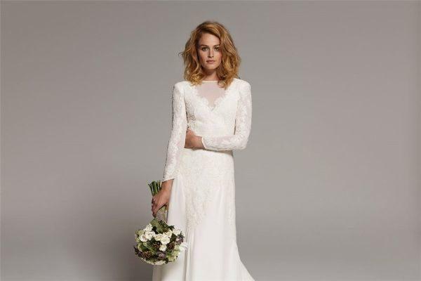 mejores-vestidos-de-novia-manga-larga-mujer-hoy