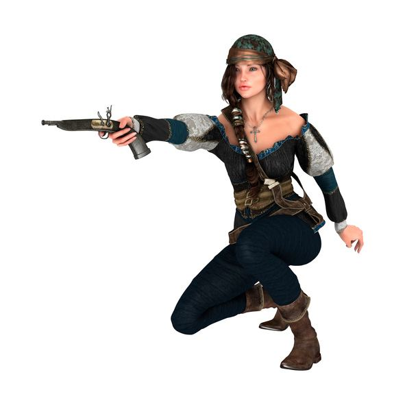 Trajes para carnaval 2018 traje de pirata