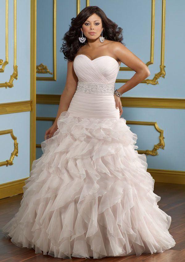 vestidos-de-boda-para-gorditas-volantes