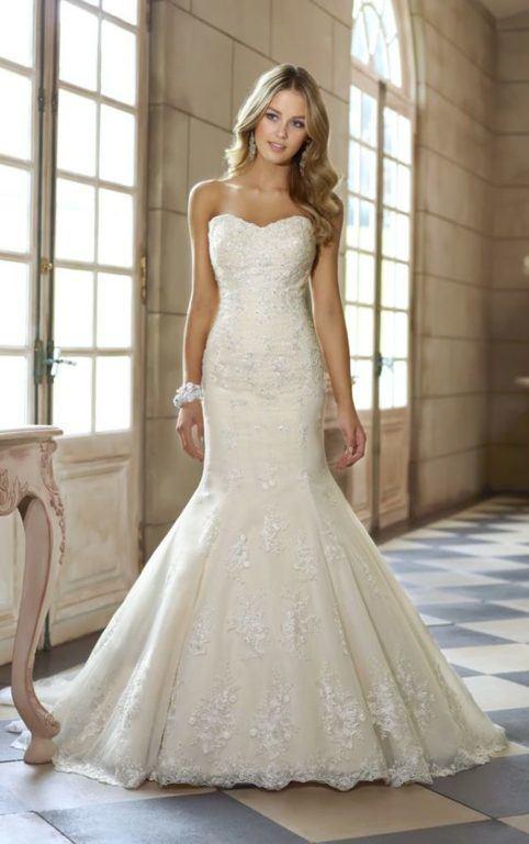vestidos de novia 2019 - modaellas