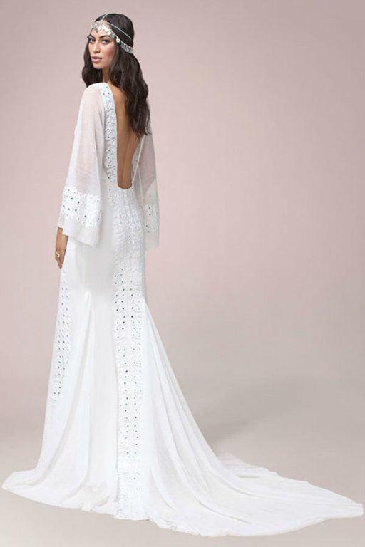Vestidos de Novia Primavera Verano 2018 - ModaEllas.com
