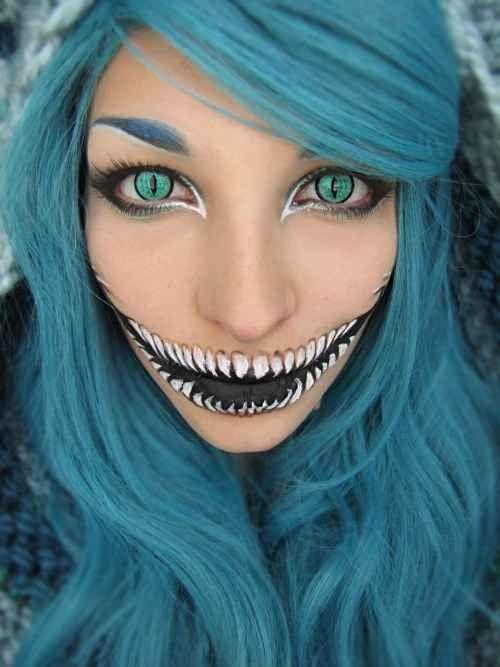 Halloween makeup-halloween