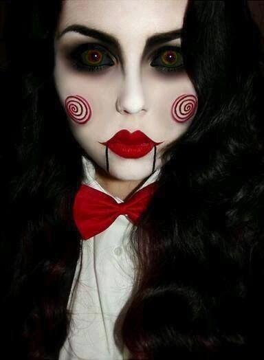 De 500 fotos de maquillaje de carnaval y halloween 2018 - Pintura cara halloween ...