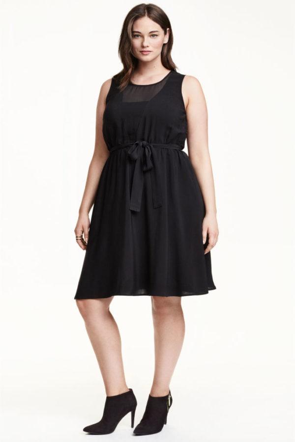 vestidos-gorditas-primavera-verano-2016-hm-negro