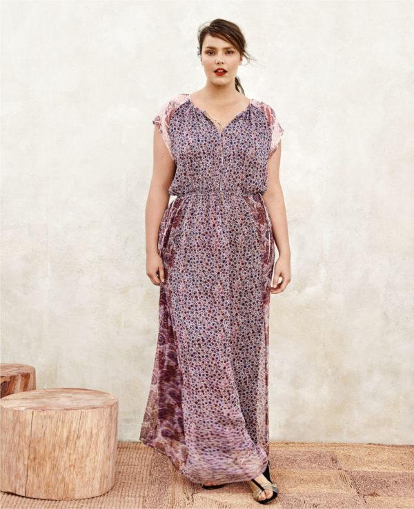 vestidos-gorditas-primavera-verano-2016-largo-violeta