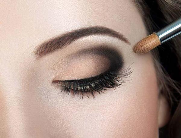 C mo maquillarse los ojos paso a paso - Como maquillarse paso apaso ...