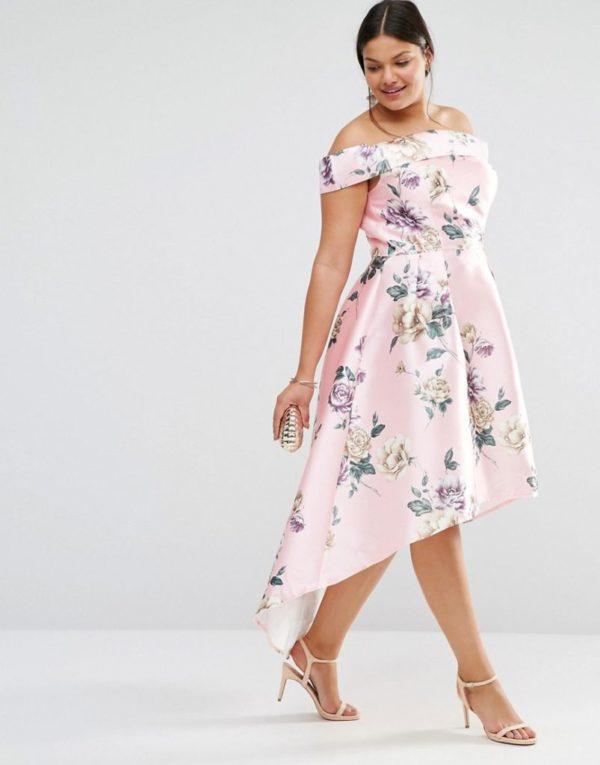 d6c24892d57 Los vestidos de fiesta tallas grandes para Primavera Verano 2019 ...