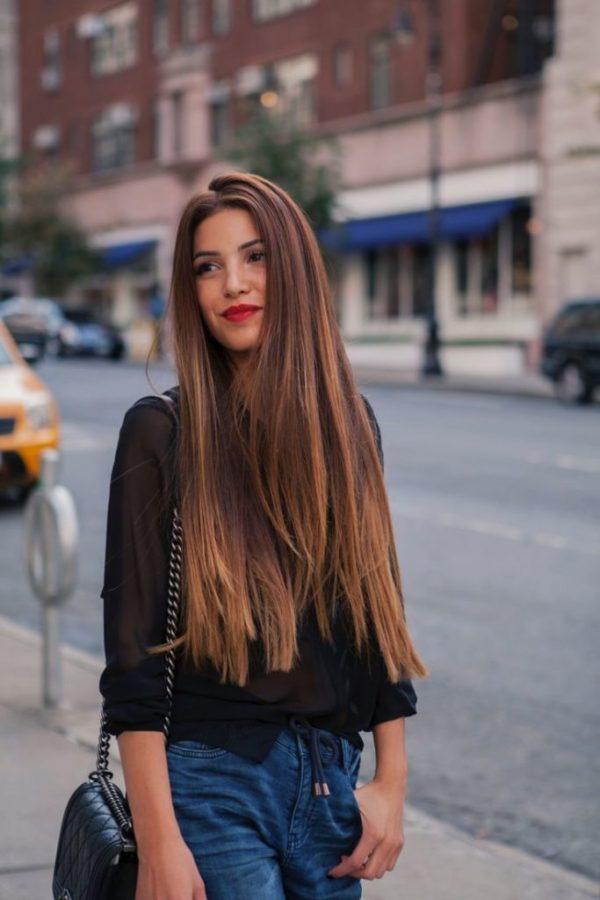 mechas-californianas-pelo-largo-calle