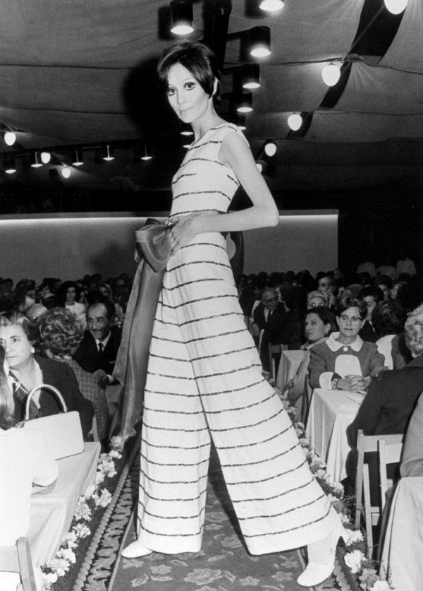 7d01a28ef La Moda de los años 60  características
